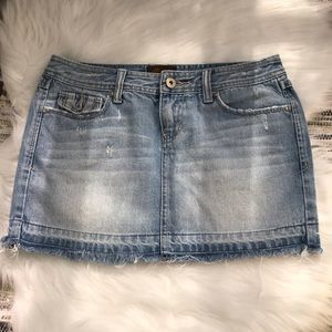 Aeropostale Denim Skirt